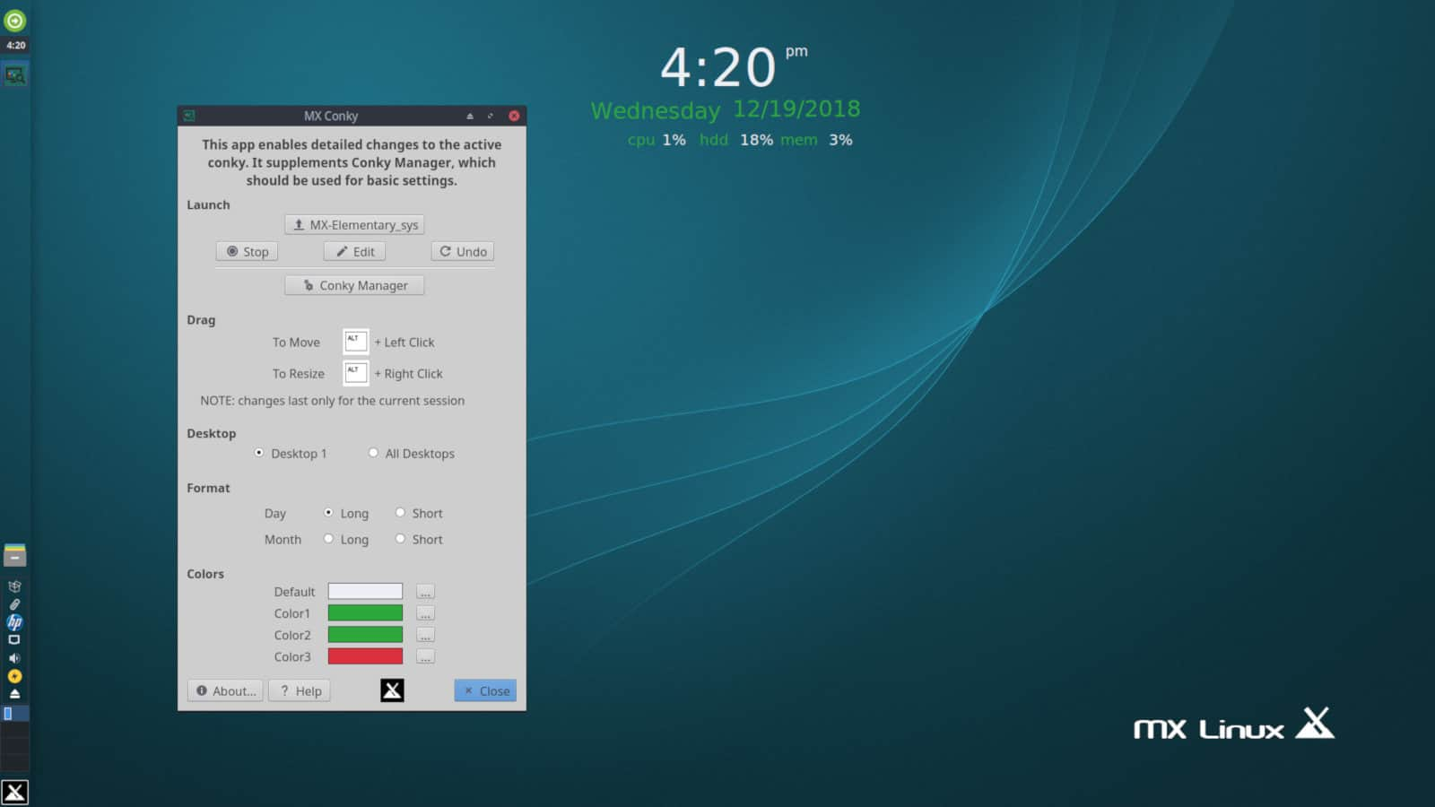 MX Linux – Midweight Simple Stable Desktop OS